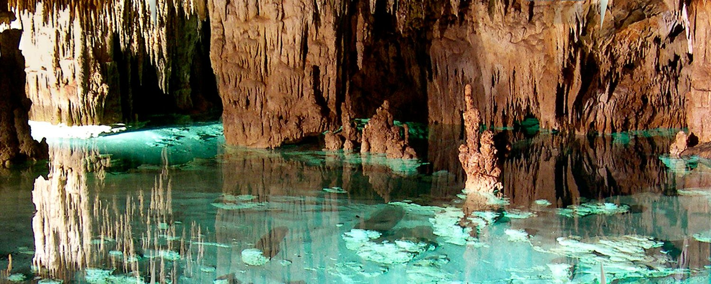 Caves & Cenotes
